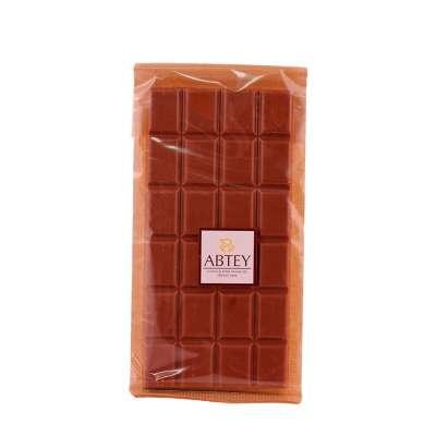 Tablette chocolat au lait sans sucre