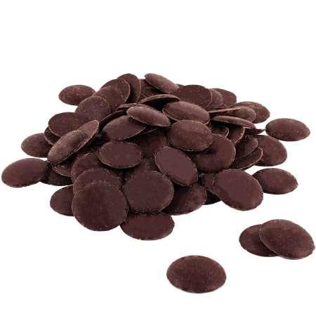 Pistoles au chocolat noir