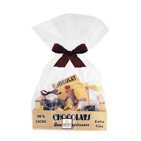 Cagette Chocolat Maîtresse