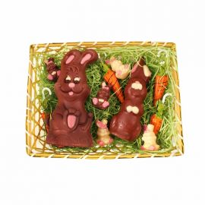 Panier de Pâques Croquin