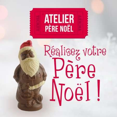 Atelier Père Noël : 8 décembre 2018 à 14h00