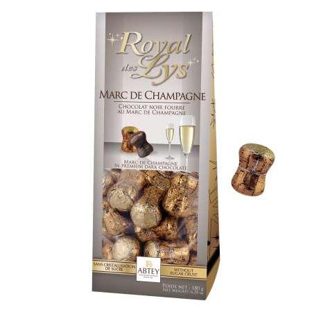 Sachet Bouchons Marc de Champagne Royal des Lys