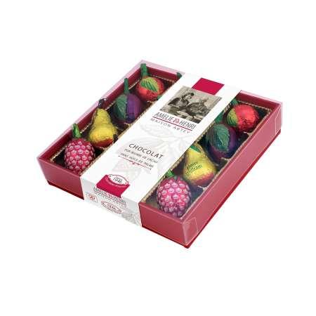 Boîte Fruits Liqueur
