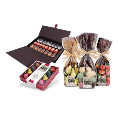 L'Assortiment Chocolats Liqueurs en livraison offerte !