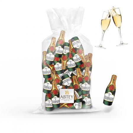 Vrac bouteilles Marc de Champagne