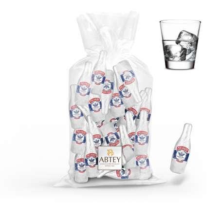 Vrac bouteilles Vodka Poliakov