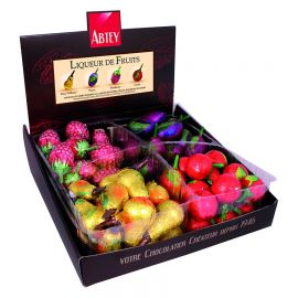80 Fruits assortis