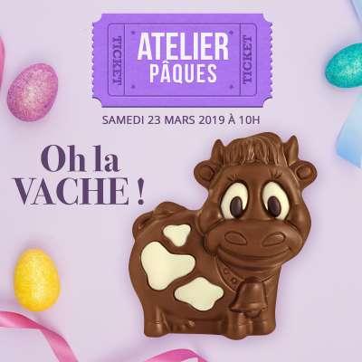 Atelier Pâques : Samedi 23 mars 2019 à 10h00