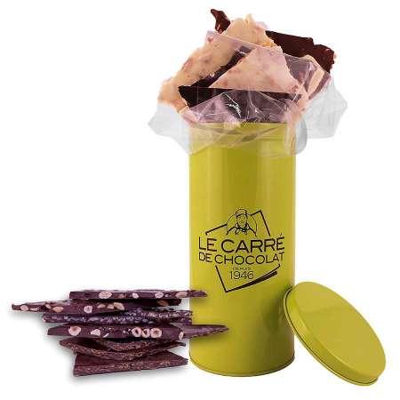 Chocolat Plaques à casser (Grand Modèle)