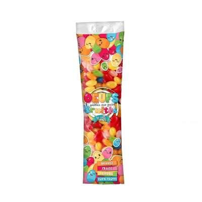 Sachet Bonbons gélifiés Be jelly au goûts fruités