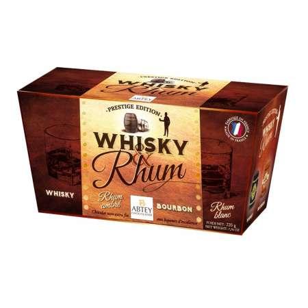 Ballotin Whisky & Rhum Prestige Edition