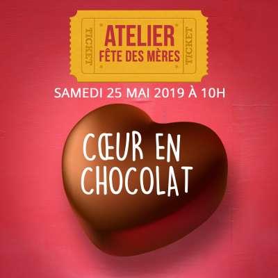 Atelier Fête des Mères : Samedi 25 mai 2019 à 10h00