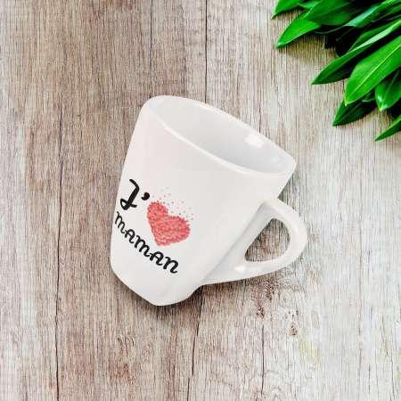 """Mug """"J'aime Maman"""""""