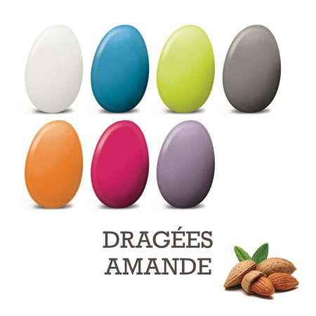 Dragées amandes (100g)