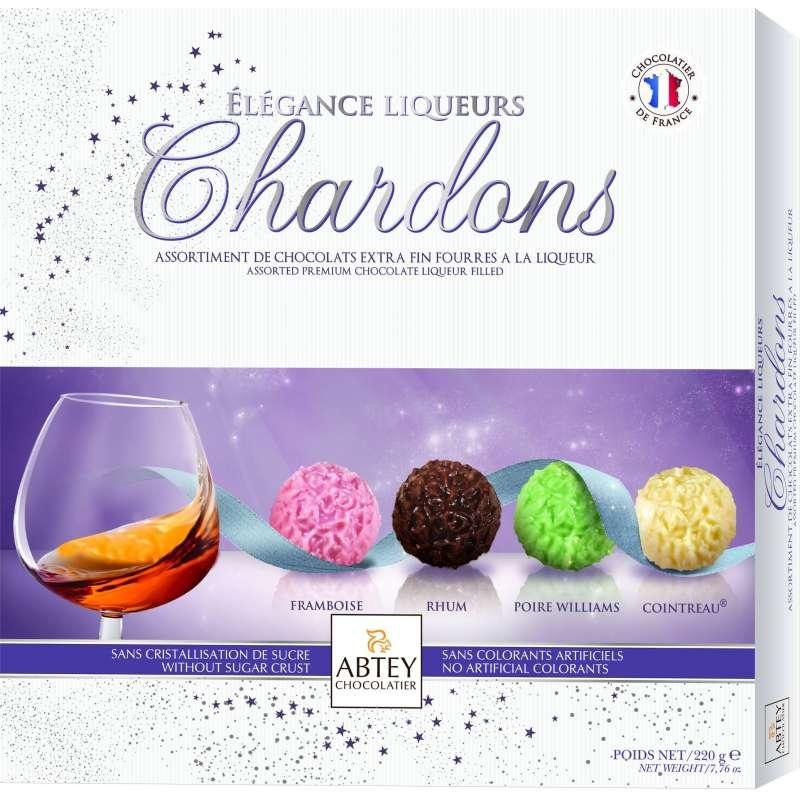 Boîte Excellence Chardons