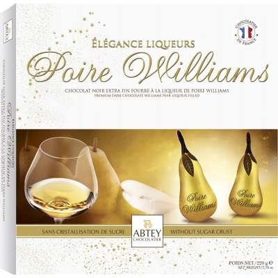Boîte Excellence Liqueurs Poire Williams