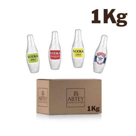 Vrac 1 Kg assortiment Liqueurs de Vodka