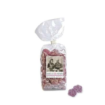 Sachet de bonbons à la violette