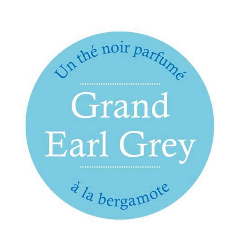 Boîte métal de thé Grand Earl Grey