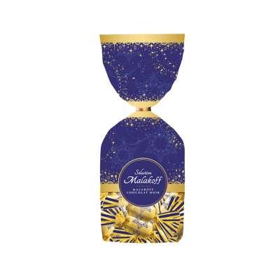 Sachet Papillottes Malakoff au chocolat noir (465 g)