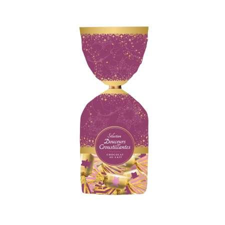 Sachet Papillottes Douceur Croustillantes au chocolat au lait (365 g)