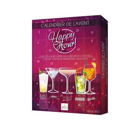 Calendrier de l'Avent Happy Hour ROSE
