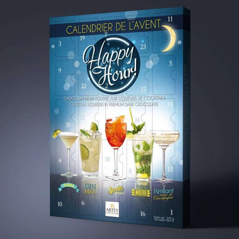 Calendrier de l'Avent Happy Hour
