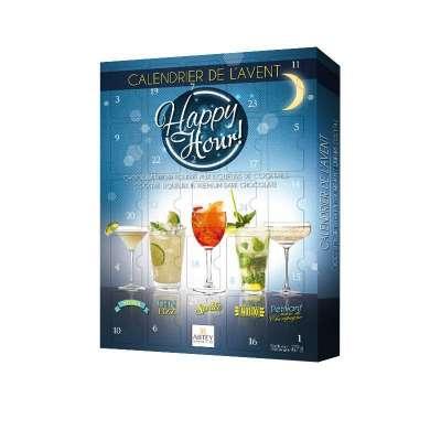Calendrier de l'Avent Happy Hour BLEU