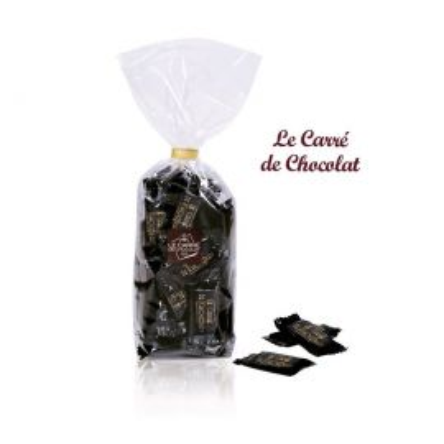 Choco-Cafés Carré de Chocolat