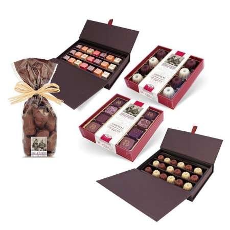 L'assortiment Chocolats Pralinés en livraison offerte !