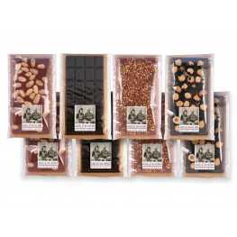 L'Assortiment Tablettes de chocolat en livraison offerte !