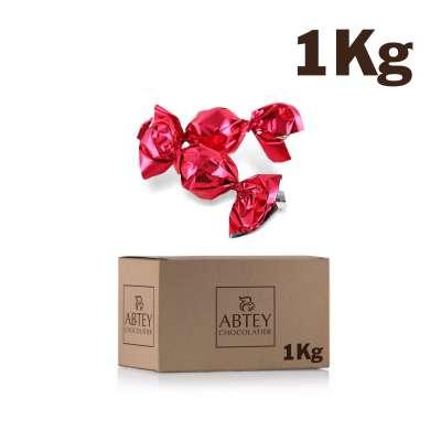 Vrac 1 Kg Papillottes fourrés pralin (au chocolat au lait)