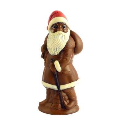 Grand Père Noël Chocolat Lait