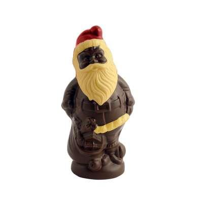 Père Noël Chocolat Noir