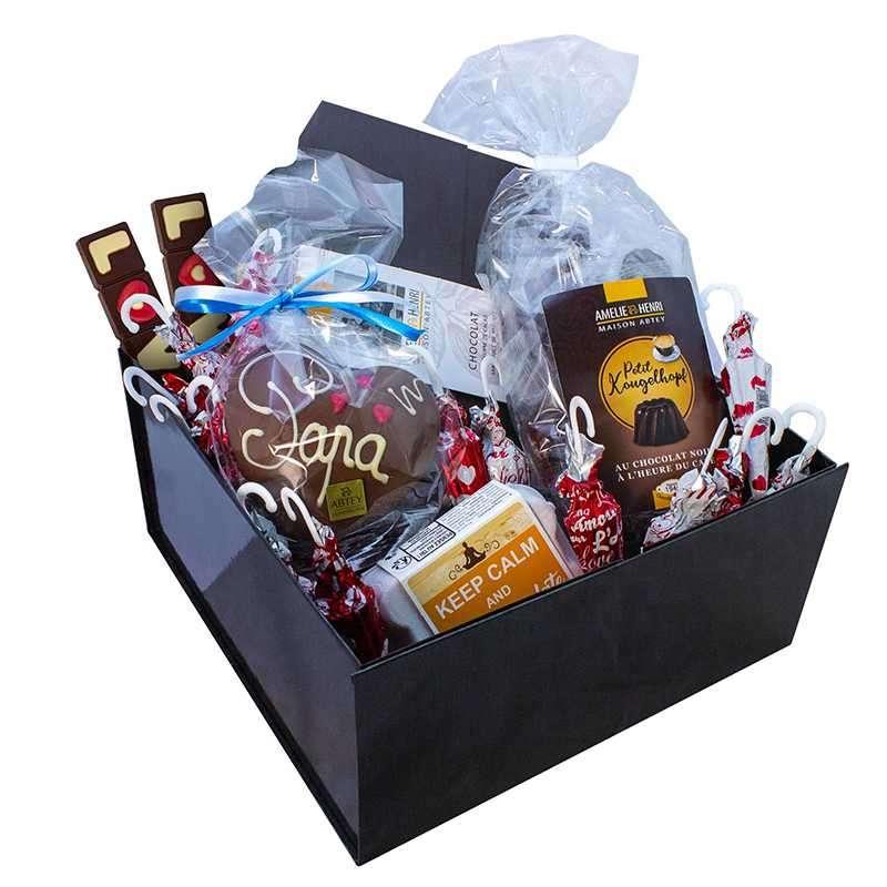 Box Fête des pères (Assortiments de chocolats)