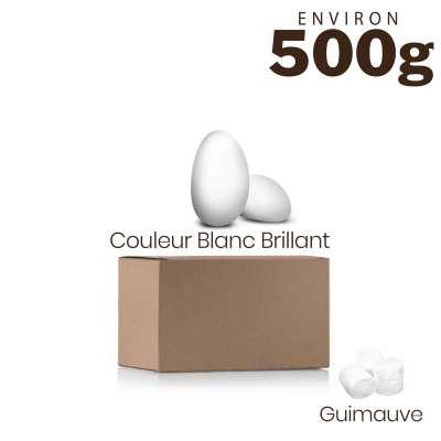 Vrac 500g Dragées Guimauve...