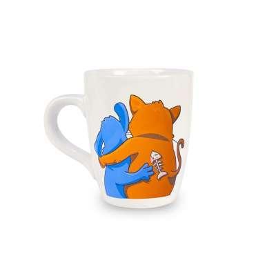 Mug Chat & Chien