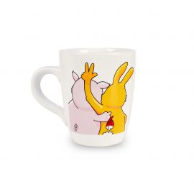 Mug cochon & lapin
