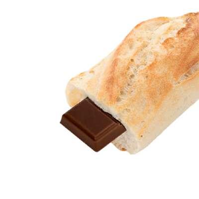 Barre chocolat au lait