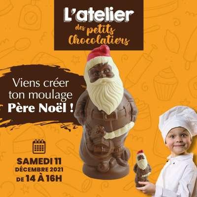 Atelier Père Noël : Samedi...