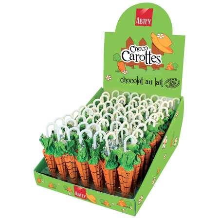 Présentoir 70 carottes