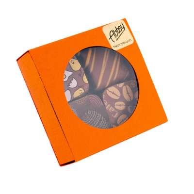 Carré Bouchées (Orange)