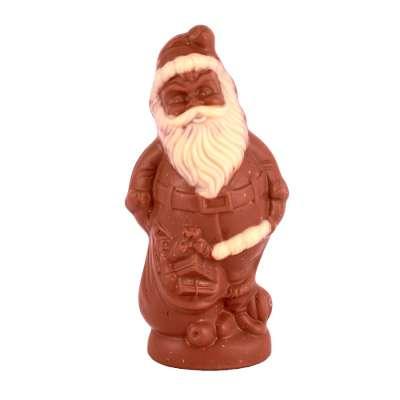 Père Noël Chocolat Noisette