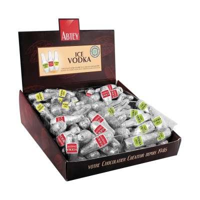 Présentoir 92 bouteilles Ice Vodka