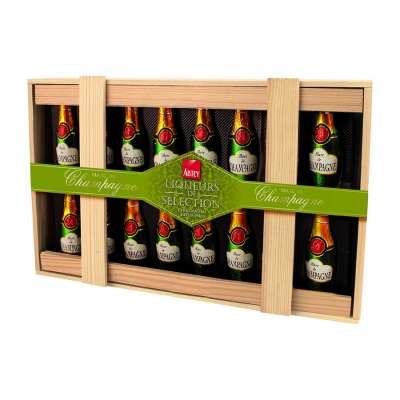 Boîte Marc de Champagne (1 achetée : 1 offerte!)