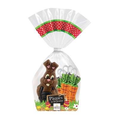 Sachet Lulu et 5 carottes