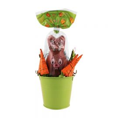 Seau Lapin Lapi'Flore et ses 10 carottes