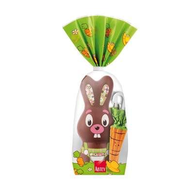 Lapin Lapi'Flore et ses 2 carottes