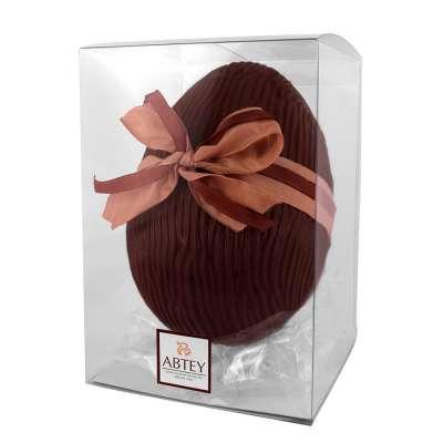 Oeuf pâtissier Chocolat Noir
