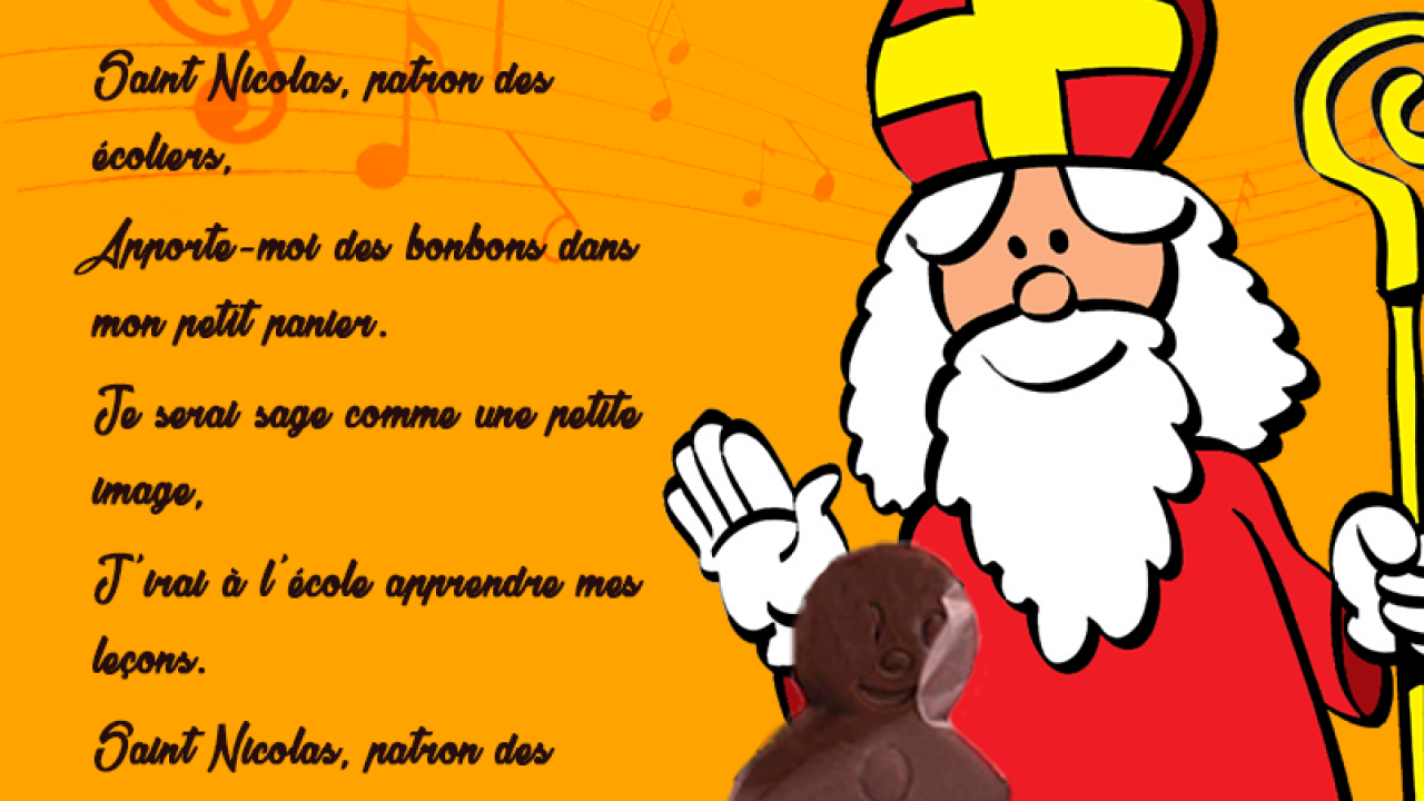 La Legende Du Saint Nicolas Le Blog De La Chocolaterie Abtey
